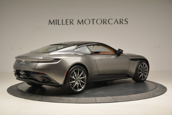 Used 2018 Aston Martin DB11 V12 for sale $169,990 at Bentley Greenwich in Greenwich CT 06830 8