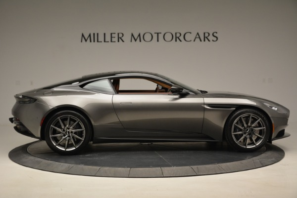 Used 2018 Aston Martin DB11 V12 for sale $169,990 at Bentley Greenwich in Greenwich CT 06830 9