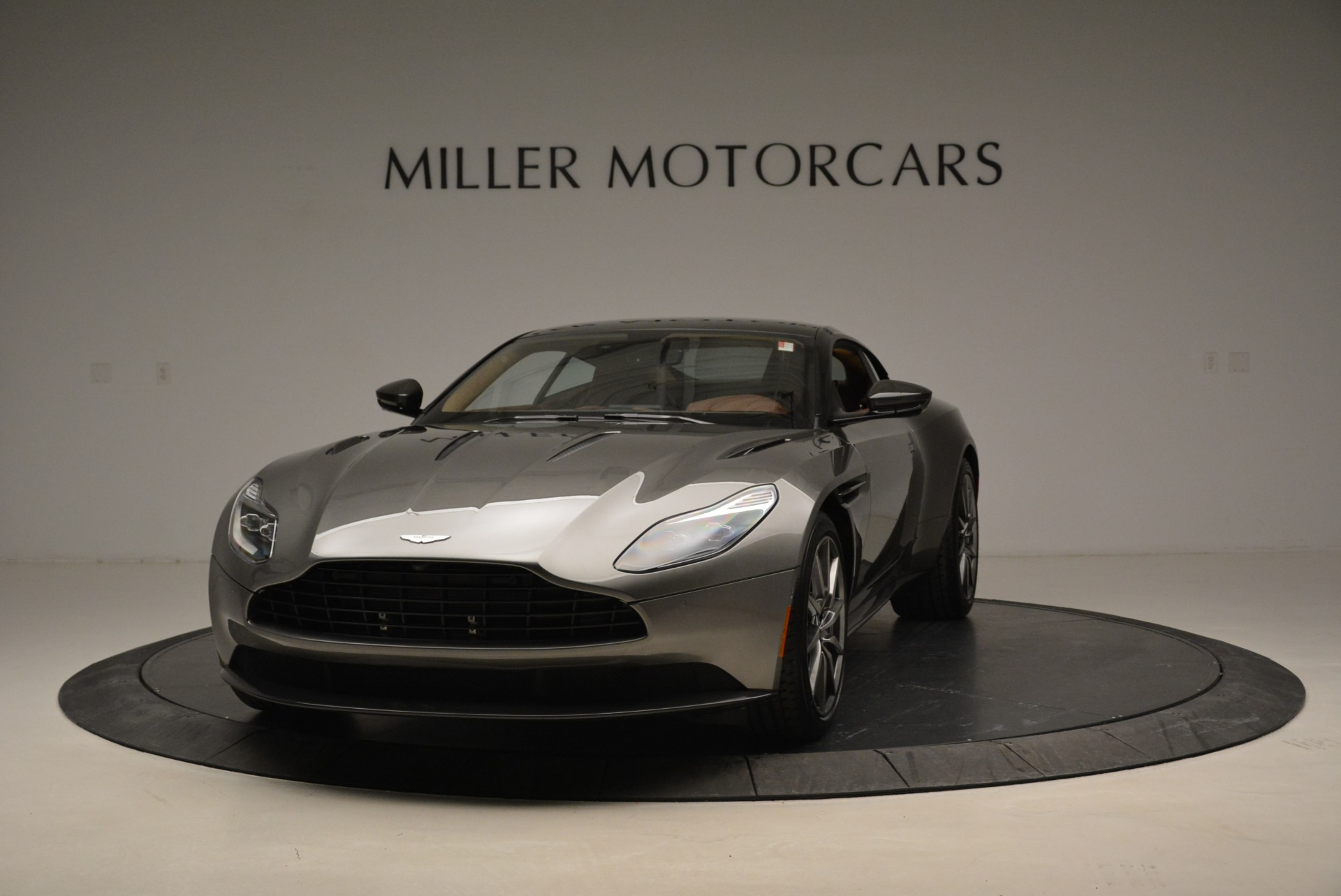 Used 2018 Aston Martin DB11 V12 for sale $169,990 at Bentley Greenwich in Greenwich CT 06830 1