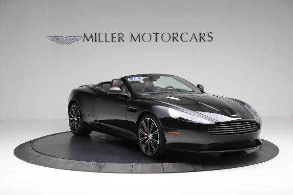 Used 2015 Aston Martin DB9 Convertible for sale Sold at Bentley Greenwich in Greenwich CT 06830 10