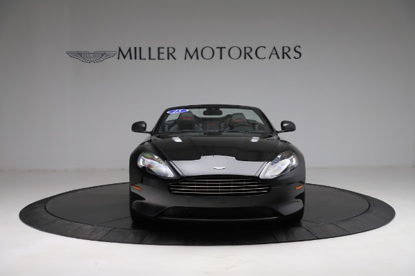 Used 2015 Aston Martin DB9 Convertible for sale Sold at Bentley Greenwich in Greenwich CT 06830 11