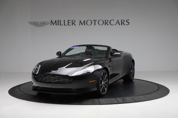 Used 2015 Aston Martin DB9 Convertible for sale Sold at Bentley Greenwich in Greenwich CT 06830 12