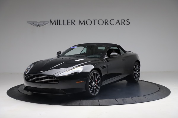 Used 2015 Aston Martin DB9 Convertible for sale Sold at Bentley Greenwich in Greenwich CT 06830 13