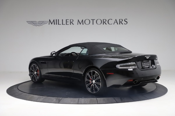 Used 2015 Aston Martin DB9 Convertible for sale Sold at Bentley Greenwich in Greenwich CT 06830 15