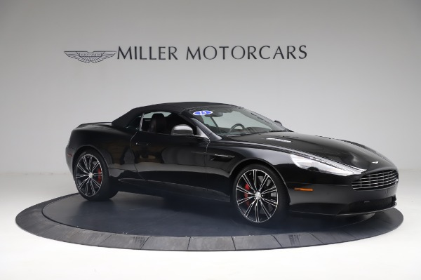 Used 2015 Aston Martin DB9 Convertible for sale Sold at Bentley Greenwich in Greenwich CT 06830 17