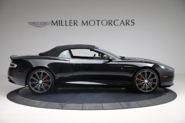 Used 2015 Aston Martin DB9 Convertible for sale Sold at Bentley Greenwich in Greenwich CT 06830 18
