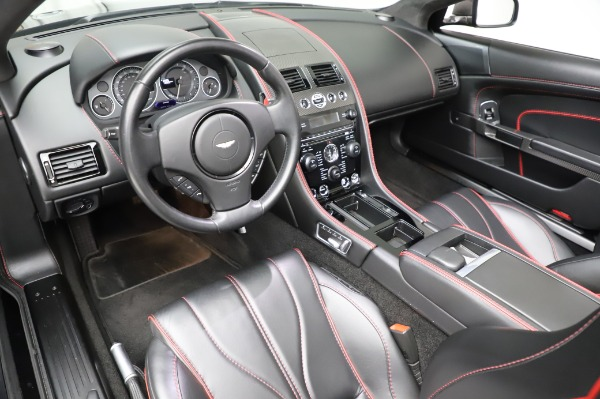 Used 2015 Aston Martin DB9 Convertible for sale Sold at Bentley Greenwich in Greenwich CT 06830 19