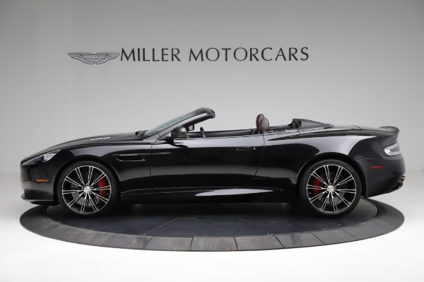Used 2015 Aston Martin DB9 Convertible for sale Sold at Bentley Greenwich in Greenwich CT 06830 2