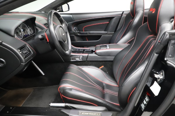 Used 2015 Aston Martin DB9 Convertible for sale Sold at Bentley Greenwich in Greenwich CT 06830 20