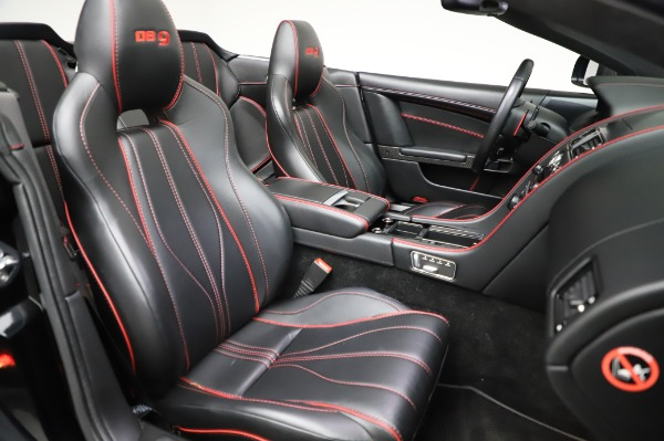 Used 2015 Aston Martin DB9 Convertible for sale Sold at Bentley Greenwich in Greenwich CT 06830 25
