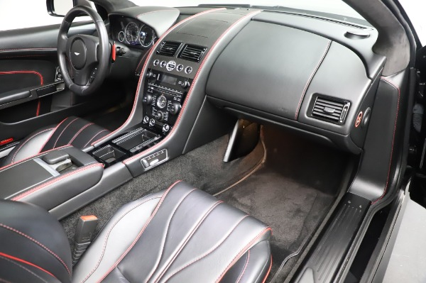 Used 2015 Aston Martin DB9 Convertible for sale Sold at Bentley Greenwich in Greenwich CT 06830 26