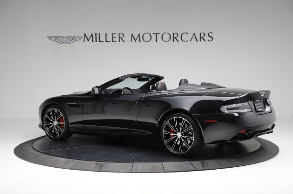 Used 2015 Aston Martin DB9 Convertible for sale Sold at Bentley Greenwich in Greenwich CT 06830 3