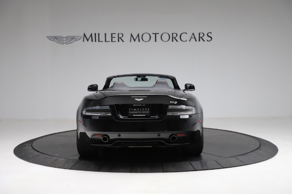 Used 2015 Aston Martin DB9 Convertible for sale Sold at Bentley Greenwich in Greenwich CT 06830 5