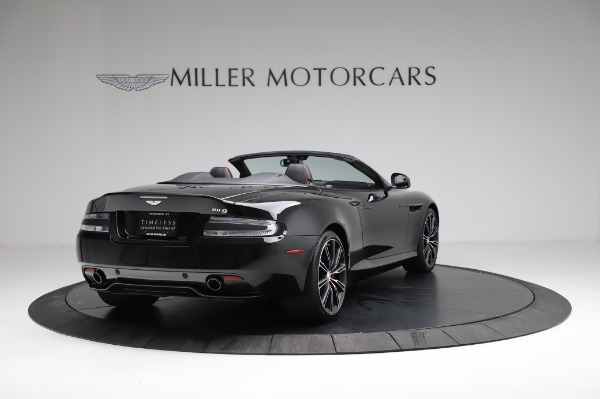 Used 2015 Aston Martin DB9 Convertible for sale Sold at Bentley Greenwich in Greenwich CT 06830 6