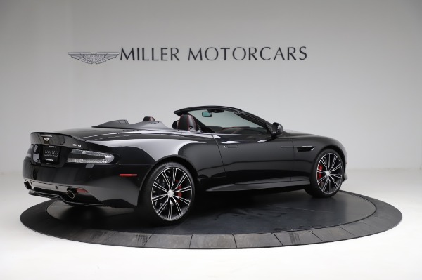 Used 2015 Aston Martin DB9 Convertible for sale Sold at Bentley Greenwich in Greenwich CT 06830 7