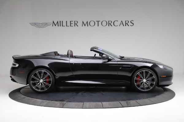 Used 2015 Aston Martin DB9 Convertible for sale Sold at Bentley Greenwich in Greenwich CT 06830 8