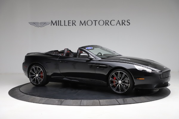 Used 2015 Aston Martin DB9 Convertible for sale Sold at Bentley Greenwich in Greenwich CT 06830 9
