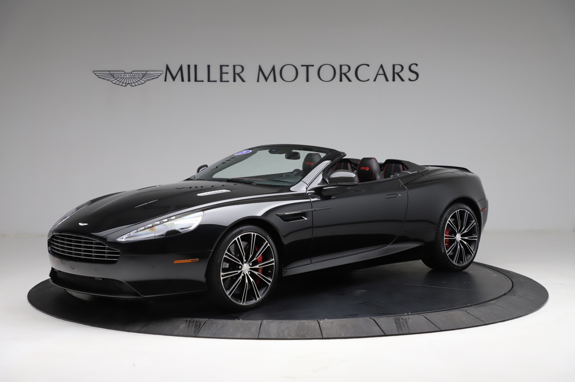 Used 2015 Aston Martin DB9 Convertible for sale Sold at Bentley Greenwich in Greenwich CT 06830 1