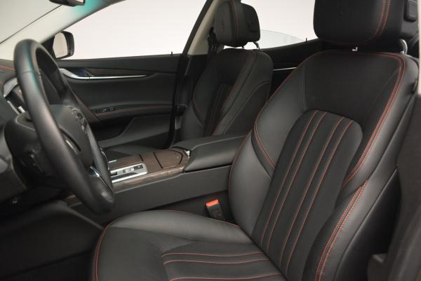 Used 2016 Maserati Ghibli S Q4 for sale Sold at Bentley Greenwich in Greenwich CT 06830 24