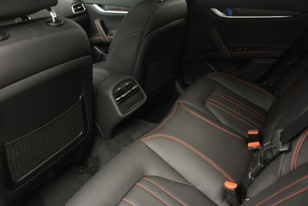 Used 2016 Maserati Ghibli S Q4 for sale Sold at Bentley Greenwich in Greenwich CT 06830 25
