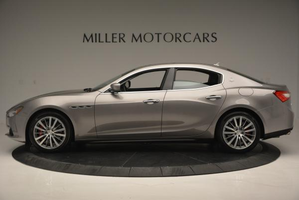 Used 2016 Maserati Ghibli S Q4 for sale Sold at Bentley Greenwich in Greenwich CT 06830 3