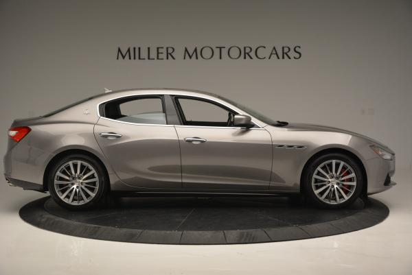 Used 2016 Maserati Ghibli S Q4 for sale Sold at Bentley Greenwich in Greenwich CT 06830 9