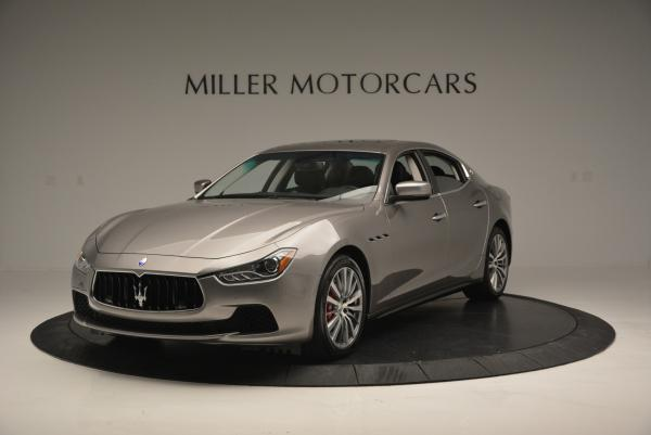 Used 2016 Maserati Ghibli S Q4 for sale Sold at Bentley Greenwich in Greenwich CT 06830 1