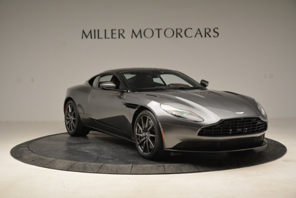 Used 2017 Aston Martin DB11 V12 Launch Edition for sale Sold at Bentley Greenwich in Greenwich CT 06830 11