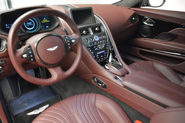 Used 2017 Aston Martin DB11 V12 Launch Edition for sale Sold at Bentley Greenwich in Greenwich CT 06830 14