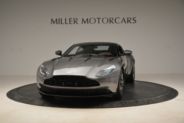 Used 2017 Aston Martin DB11 V12 Launch Edition for sale Sold at Bentley Greenwich in Greenwich CT 06830 2