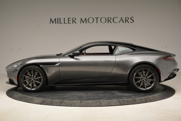 Used 2017 Aston Martin DB11 V12 Launch Edition for sale Sold at Bentley Greenwich in Greenwich CT 06830 3