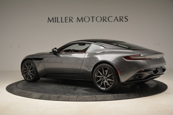 Used 2017 Aston Martin DB11 V12 Launch Edition for sale Sold at Bentley Greenwich in Greenwich CT 06830 4