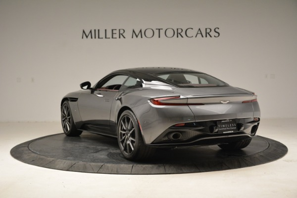 Used 2017 Aston Martin DB11 V12 Launch Edition for sale Sold at Bentley Greenwich in Greenwich CT 06830 5
