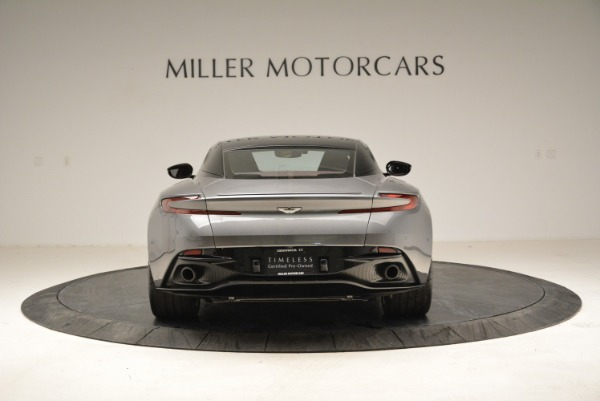 Used 2017 Aston Martin DB11 V12 Launch Edition for sale Sold at Bentley Greenwich in Greenwich CT 06830 6