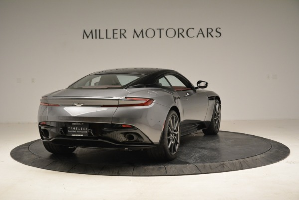 Used 2017 Aston Martin DB11 V12 Launch Edition for sale Sold at Bentley Greenwich in Greenwich CT 06830 7