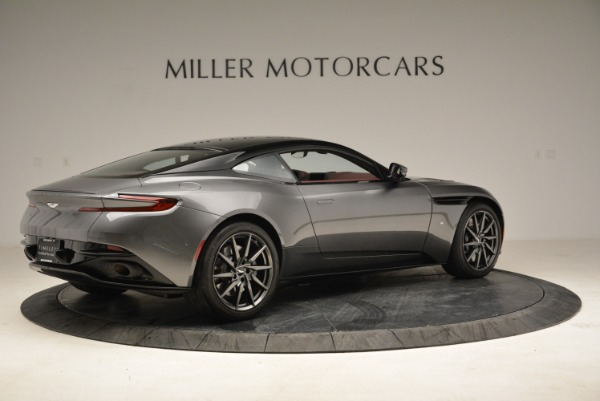 Used 2017 Aston Martin DB11 V12 Launch Edition for sale Sold at Bentley Greenwich in Greenwich CT 06830 8