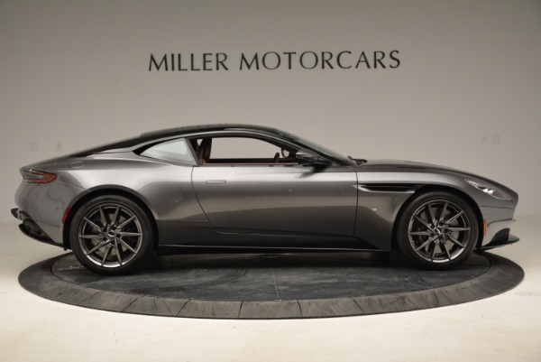 Used 2017 Aston Martin DB11 V12 Launch Edition for sale Sold at Bentley Greenwich in Greenwich CT 06830 9