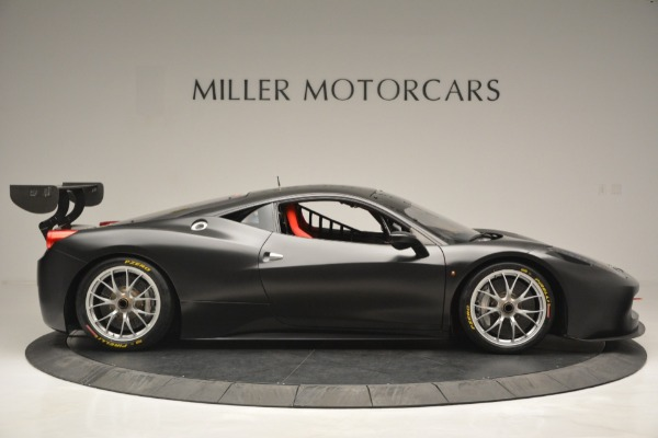 Used 2013 Ferrari 458 Challenge for sale $139,900 at Bentley Greenwich in Greenwich CT 06830 9