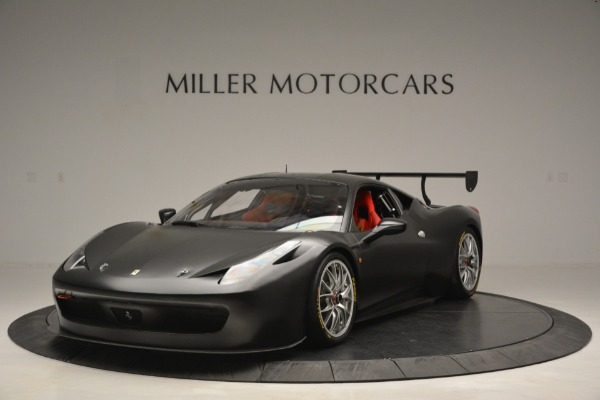 Used 2013 Ferrari 458 Challenge for sale $139,900 at Bentley Greenwich in Greenwich CT 06830 1