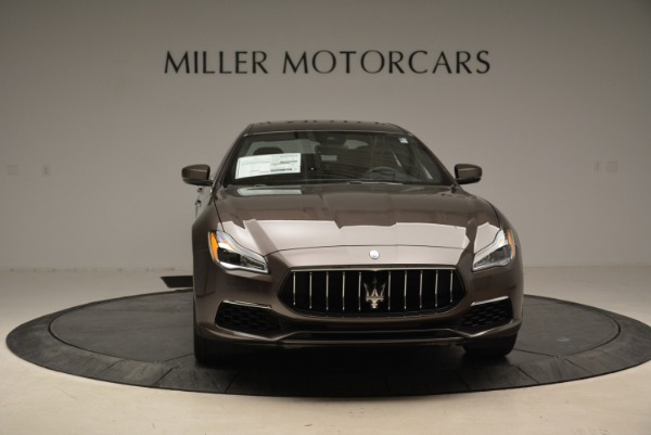 New 2018 Maserati Quattroporte S Q4 GranLusso for sale Sold at Bentley Greenwich in Greenwich CT 06830 12