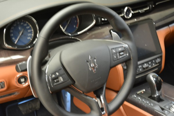 New 2018 Maserati Quattroporte S Q4 GranLusso for sale Sold at Bentley Greenwich in Greenwich CT 06830 19
