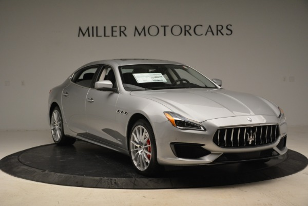 Used 2018 Maserati Quattroporte S Q4 Gransport for sale $66,900 at Bentley Greenwich in Greenwich CT 06830 10