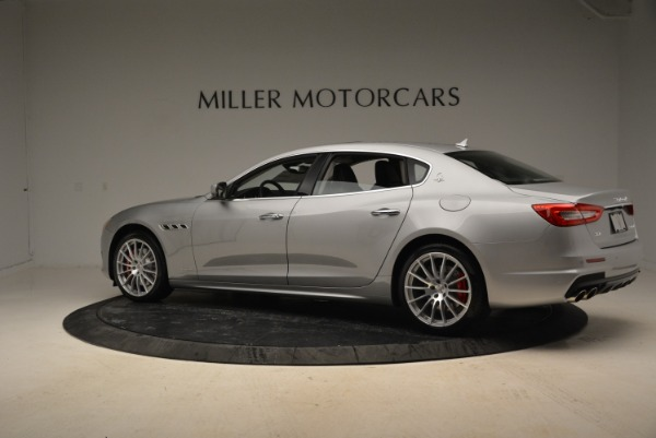 Used 2018 Maserati Quattroporte S Q4 Gransport for sale $66,900 at Bentley Greenwich in Greenwich CT 06830 3