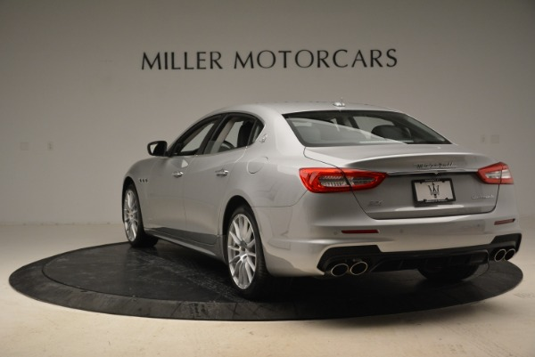 Used 2018 Maserati Quattroporte S Q4 Gransport for sale $66,900 at Bentley Greenwich in Greenwich CT 06830 4