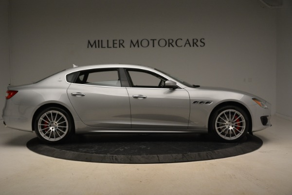 Used 2018 Maserati Quattroporte S Q4 Gransport for sale $66,900 at Bentley Greenwich in Greenwich CT 06830 8