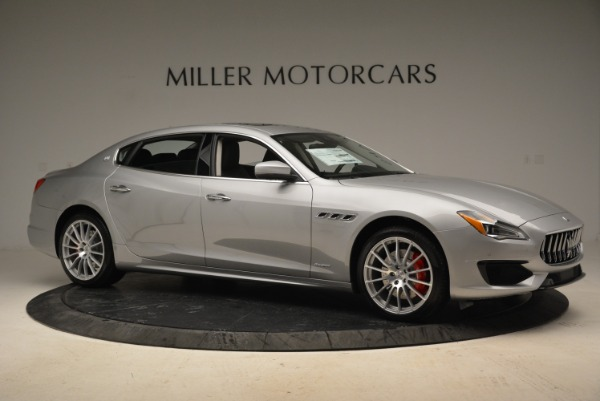 Used 2018 Maserati Quattroporte S Q4 Gransport for sale $66,900 at Bentley Greenwich in Greenwich CT 06830 9