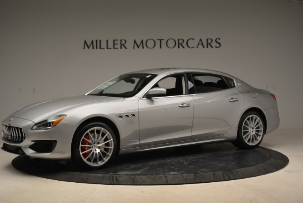 Used 2018 Maserati Quattroporte S Q4 Gransport for sale $66,900 at Bentley Greenwich in Greenwich CT 06830 1
