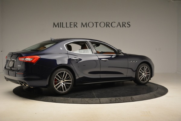 New 2018 Maserati Ghibli S Q4 for sale Sold at Bentley Greenwich in Greenwich CT 06830 8