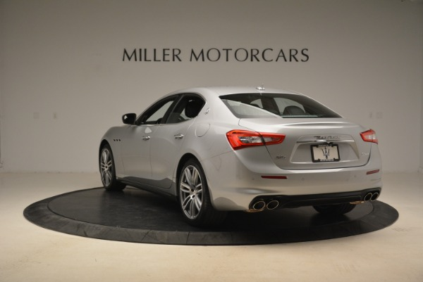 Used 2018 Maserati Ghibli S Q4 for sale Sold at Bentley Greenwich in Greenwich CT 06830 4