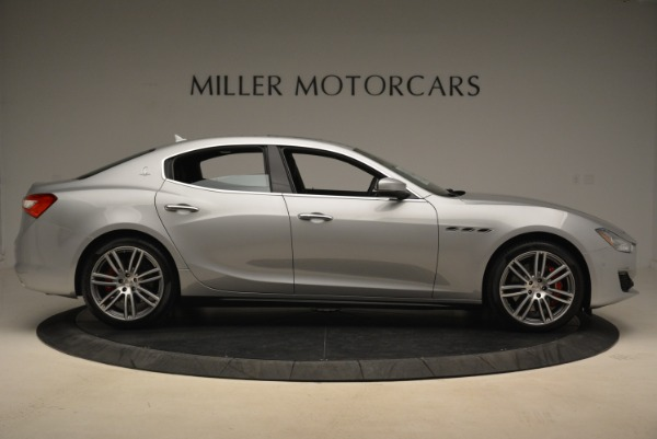 Used 2018 Maserati Ghibli S Q4 for sale Sold at Bentley Greenwich in Greenwich CT 06830 8